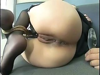 Goes beyond japanese bdsm anal toy