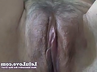 Clit  Hairy Pussy