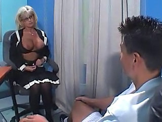 Bus Glasses  Glasses Busty Milf Ass Bang Bus