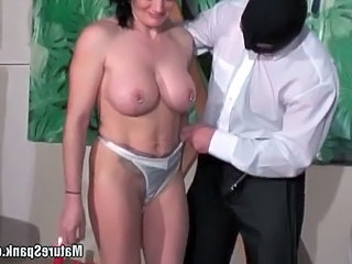 Mature Panty Torture