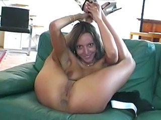 Flexible Teen Teen Dancing Flexible Teen