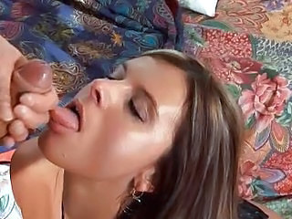 Cumshot German  Swallow German Milf German