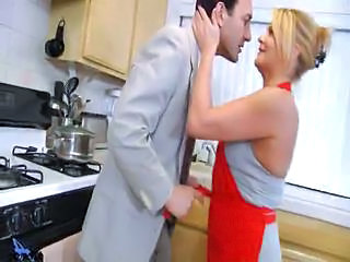 Blonde Hardcore Kitchen  Kitchen Sex