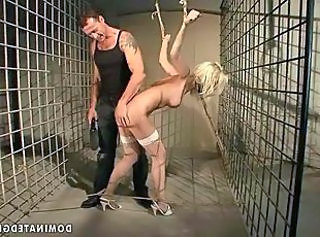 Bondage Slave Punish