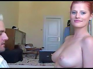 Natural Redhead Webcam Lactation