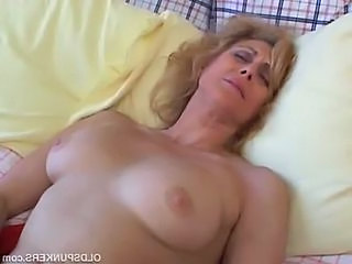 Mature sleep cum