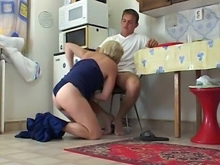Blowjob European French Kitchen Mature Mom Old and Young Blowjob Mature Old And Young French Mature Kitchen Mature Mature Blowjob European French