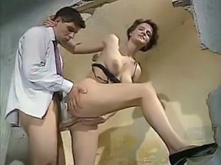 Doggystyle Hardcore  Vintage French Milf European French