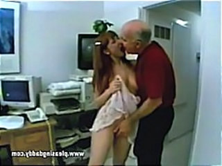 Daddy Kissing Old and Young Vintage Daddy Old And Young Vagina