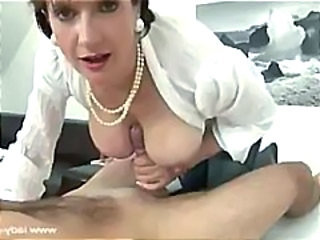 Mature Pov Tits job Tits Job Son Pov Mature