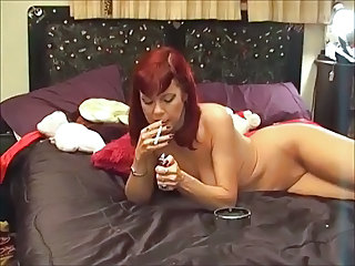Amateur Mature Redhead Smoking Amateur Mature Amateur