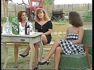 Drunk Farm Groupsex  Outdoor Pornstar Vintage