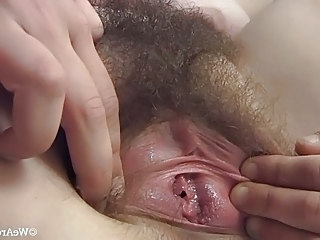 Clit  Fetish Hairy