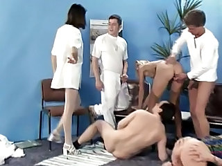 Doctor Groupsex Orgy Orgy