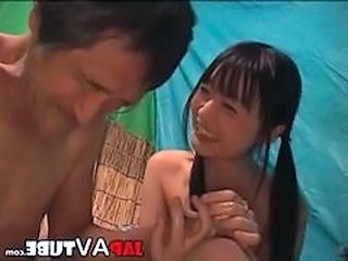 Asian Daddy Daughter Japanese Old and Young Skinny Daughter Daddy Daughter Daddy Old And Young