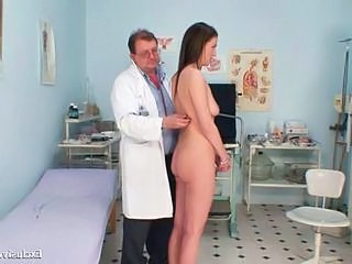 Babe Doctor Old and Young Smoking Gyno Old And Young