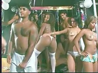 Brazilian Latina Party Vintage Orgy Orgy Party