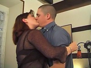 French Kissing Mature French Mature French