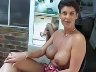 French  Natural French Milf French