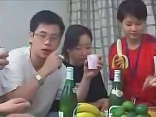 Asian Chinese Drunk Family Chinese Family