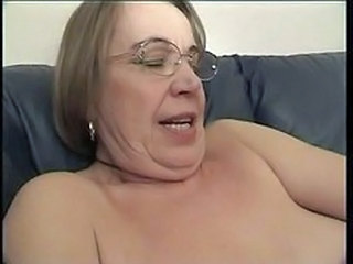 Glasses Granny Sperm