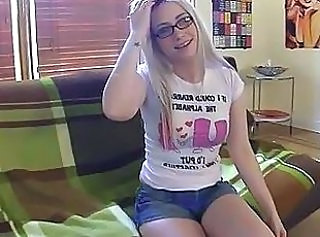 Glasses Student Teen Teen Ass Glasses Teen College