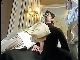 Blowjob Clothed Fisting Nun Threesome Uniform Vintage Blowjob Big Cock Threesome Big Cock Big Cock Blowjob