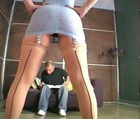 Ass Facesitting Femdom Stockings Stockings