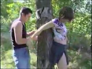 Outdoor Slave Teen Forest Outdoor Crazy Outdoor Teen Slave Teen Teen Outdoor