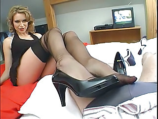 Feet Fetish Legs Stockings Footjob Foot Stockings Nylon
