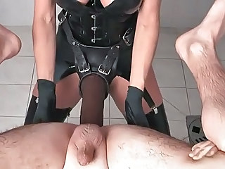 Small cock Strapon Chunky Strapon Femdom