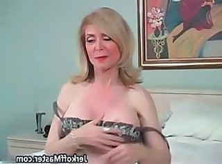 Mature Stripper Blonde Mature