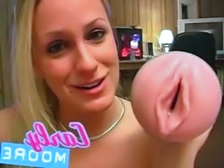 Teen Toy Webcam Cute Blonde