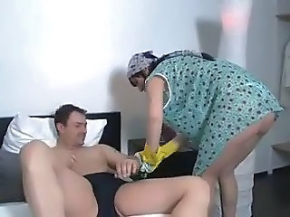 Ass Maid Maid + Teen