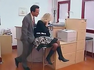 Office Vintage Milf Ass Milf Office Office Milf