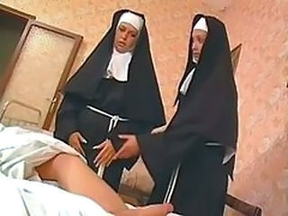 Nun Threesome Uniform Vintage Milf Ass Milf Threesome Threesome Milf