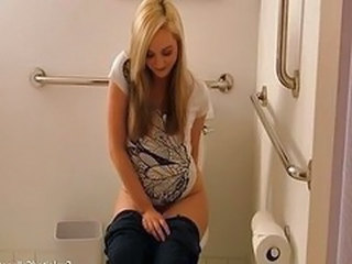Teen Toilet College Toilet Teen