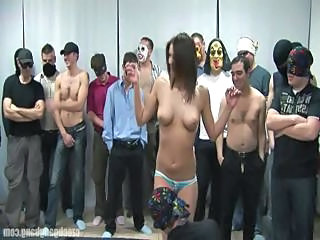 Amateur Bus Gangbang Party Teen Czech Bang Bus