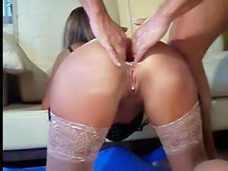 Ass Fisting Violated Wife Ass