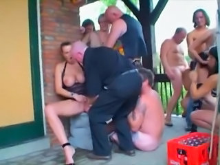 Groupsex  Orgy Outdoor Outdoor Orgy