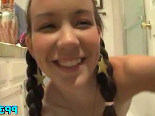 Bathroom Pigtail Teen Teen Pigtail Bathroom Teen Bathroom Pigtail Teen Teen Bathroom
