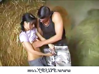 Cute Farm Teen Cute Teen Outdoor Farm Outdoor Teen Teen Cute Teen Outdoor