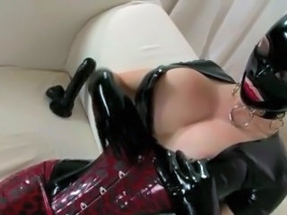 Fetish Latex Boobs Giant