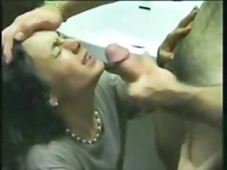 Cumshot Facial French  French Milf Milf Facial French