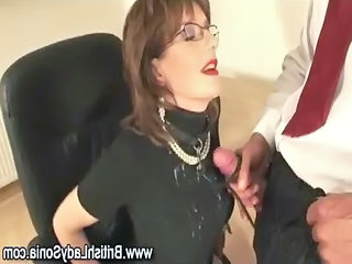 British Clothed Cumshot European Glasses  Older British Milf Cumshot Ass Milf Ass Milf British European British