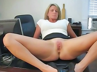 Mature Office Pussy Secretary Shaved Bdsm Milf Office Office Milf