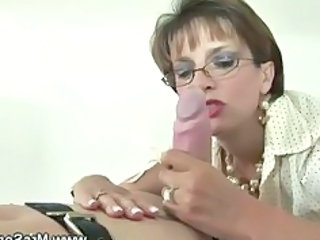 British European Glasses Handjob  British Milf Milf Ass Milf British European British