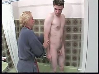 Bathroom European French Mom Old and Young Bathroom Mom Old And Young French Mature Bathroom European French