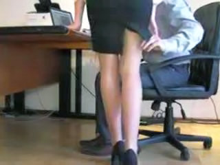 HiddenCam Office Secretary Voyeur