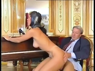 Babe Fetish Riding Vintage Kinky